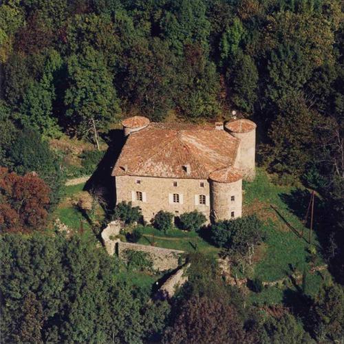 Château du Pin - Fabras - Ardèche