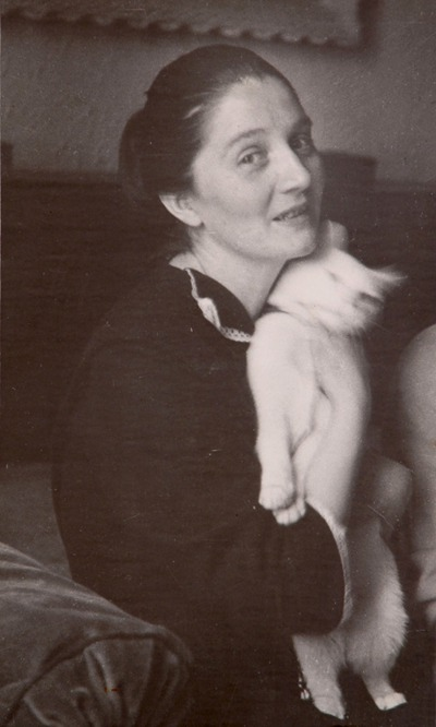Colette Bonzo en 1962