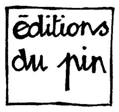 Logo des éditions du pin