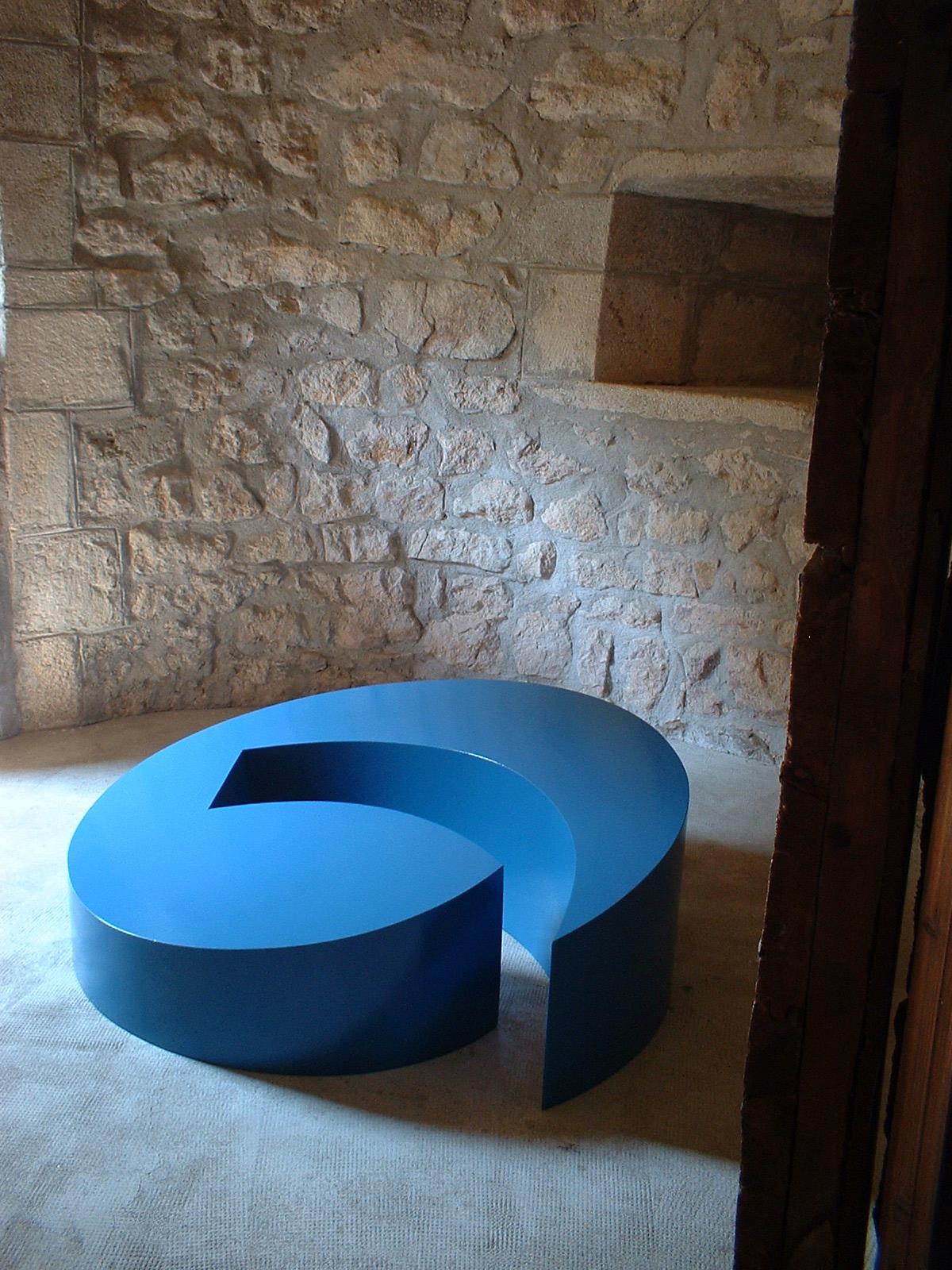 Milos CVACH, sculpture, 2004.