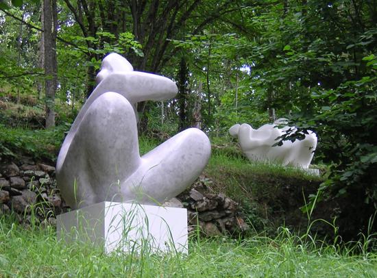Jean-Bernard Millau, Sculptures, 2008.
