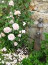 Jardins du Pin et sculpture de Martine Diersé