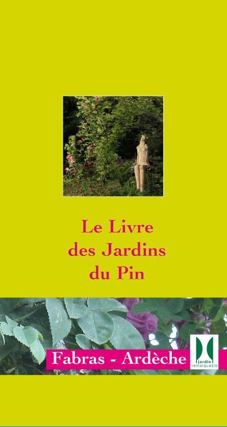 Le livre des jardins du Pin