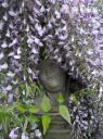 Jardins du Pin - Printemps 2011 - Sculpture de Martine Diersé