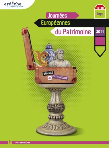 Journées européennes du patrimoine 2011.