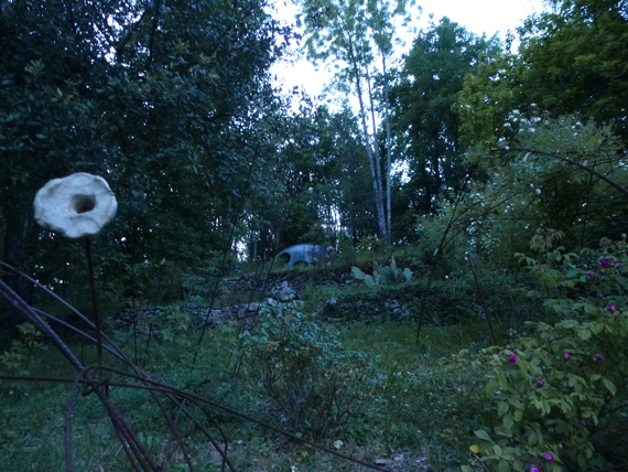Jardins du Pin / Crépuscule